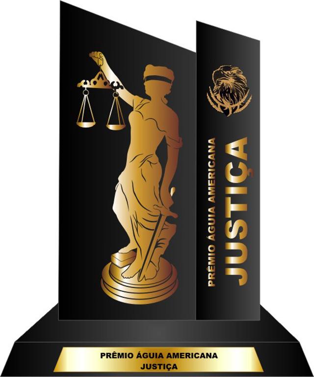 """Stoeberl Advogados Associados recebe o Prêmio Águia Americana """"Justiça"""" 2017"""